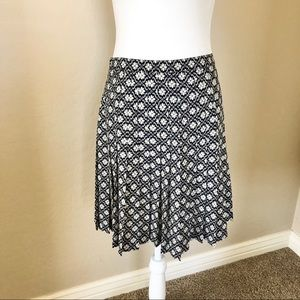 VINTAGE Express high waisted skirt